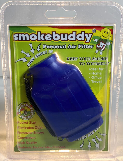 Smokebuddy Jr Blue