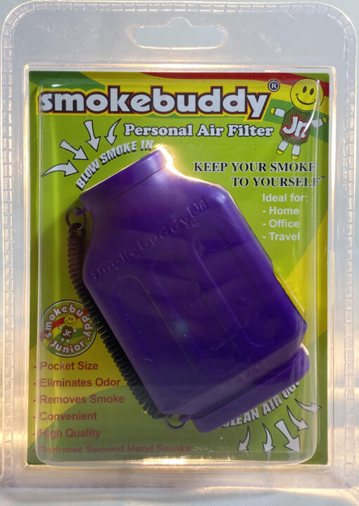 Smokebuddy Jr Purple