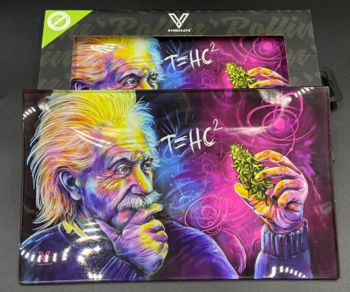 V Syndicate Einstein Rolling Tray
